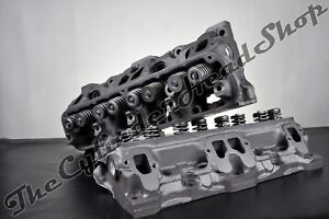 5 9 Mopar Dodge Cylinder Heads Ohv 360 With Air Emissions 76 91 Truck Ram Van