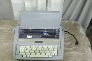 Brother Sx 4000 Electric Lcd Display Typewriter With Dictionary Pre owned