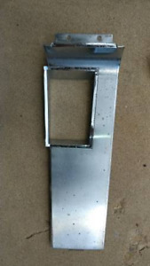 1967 1968 Ford Mustang 4 Speed Console Shift Plate