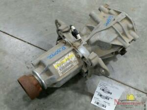 2017 Ford Explorer Rear Axle Differential Awd