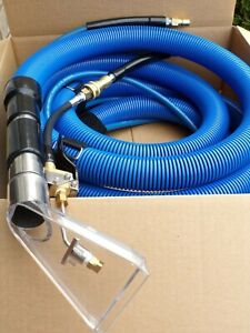 Carpet Cleaning See Through Detail Tool Hoses