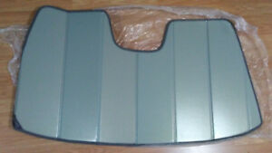 Porsche 944 Windshield Sun Shade Sunvisor Visor Hard High Quality Light Green
