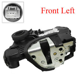 Power Door Lock Actuator Door Latch Front Left For Toyota Corolla 1 8l 2009 2013