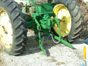 John Deere 3 Point Hitch Conversion A B G 50 60 70 Made In Usa