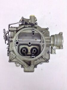Rochester 4gc Carburetor 1956 1958 Chevy Cars 265 283 Engine