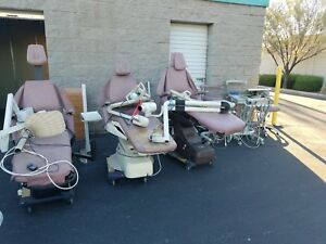 Dental Chair Unit Used