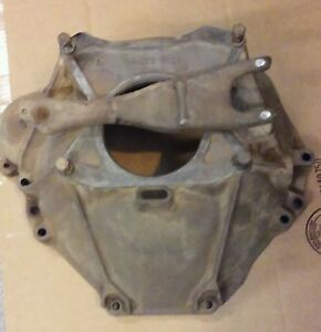 1969 71 Ford Mustang Mach 1 Shelby Cougar 71 Boss Orig 351 4 Speed Bell Housing