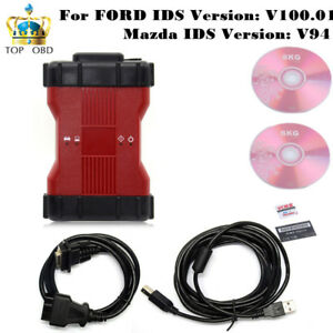 High Quality Vcm Ii Vcm 2 Diagnostic Tool For Ford Ids V100 01 And V94 Us Stock