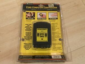 Nos Equus Model 3007 Ford Computer Ecm Code Reader 1981 1995 Lincoln Mercury