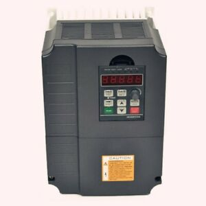 Vfd Variable Frequency Drive Inverter 7 5kw 220v 10hp 34a Ce Quality Top