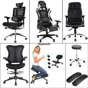 Modern Design 8 Types Ergonomic Swivel Office Chair home Kitchen Bar Stool Chair