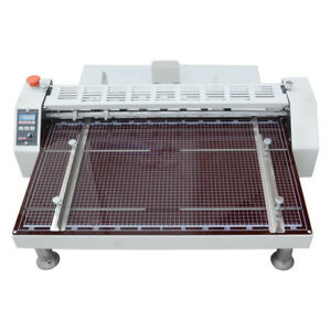640mm 25 Eletric Paper Crease Machine Creaser Scorer Perforator Cutter 110v