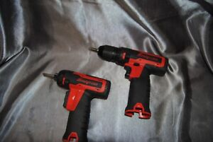 Snap On Cdr761a 3 8 Drill Driver Cts761 1 4 Srewdriver Tools Only