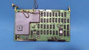 Hp 8753d Lightwave Component Analyzer Fn Digital Pcb Module 08753 60057
