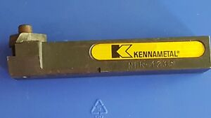 Ner 123b Kennametal 3 4 Top Notch Threading Toolholder