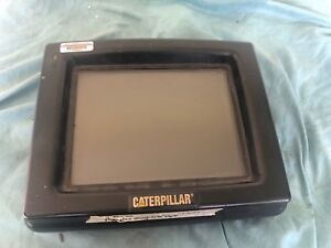 Caterpillar Cat Caes Machine Control Display For Landfill Dozers And Compactors