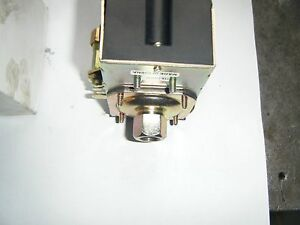 Pressure Switch For Air Compressors Single Port 1 4 Inch