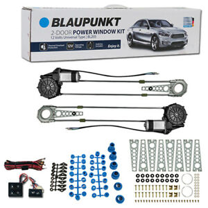 Blaupunkt Door Power Window Vehicle Conversion 2 Door Kit