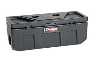 Dee Zee Standard Single Lid Poly Utility Chest Tool Box Universal dz6535p