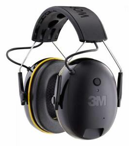 3m Worktunes Connect Hearing Protector With Bluetooth Technology Built in