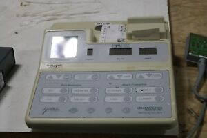 Chattanooga Forte Cps 200 Combo Ultrasound Therapy Muscle Stimulator Good Cond