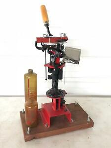 Mec 8567 Grabber Progressive 12ga 12 Gauge Loader Shotshell Reloading Press