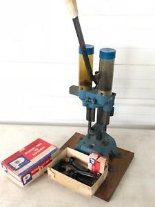 Pacific 12ga 20ga 12 20 Gauge Loader Shotshell Reloading Press DL150