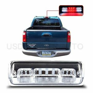 Fit Ford F150 2006 2008 Lincoln Mark Lt Third Brake Light Lamp Cargo Lamp Clear