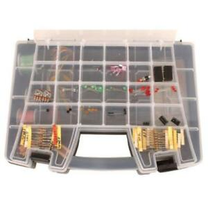 Deluxe Electronics Kit 1 With Switches Wire Potentiometers
