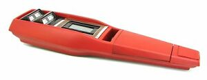 1968 Camaro Console Gauges Assembled W pg Oe Quality Red