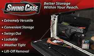 Undercover Driver S Side Swing Case Tool Box For 07 18 Silverado Sierra Sc100d