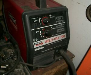 Wire Feed Welder Local Pickup