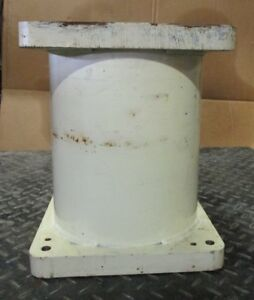 Column Stand base From Robotic Welding Arm