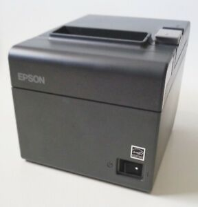 Epson Tm t20ii Direct Thermal Printer Usb Monochrome Desktop Receipt Printer