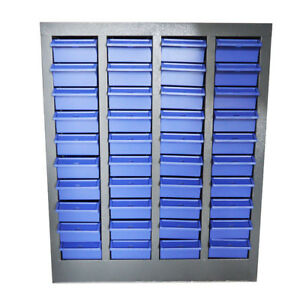 Parts Cabinet Bolt And Nut Storage Cabinet 40 Pumping New