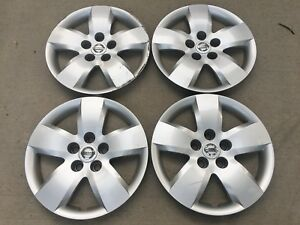 Oem 07 08 Nissan Altima 16 Hubcaps Wheel Covers Set 4 Factory 53076