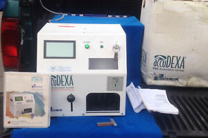 Schick Accudexa Bmd Bone Densitometer Model 7100