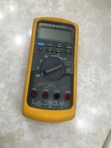 Fluke 787 Processmeter Digital Meter Only Used Good Working Condition