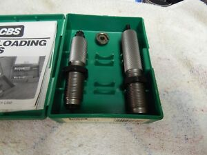 RELOADING DIES RCBS 416 RIGBY CAL.WITH SHELL HOLDER