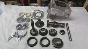 Muncie 4 Speed Transmission Case And Parts
