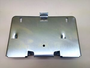 1959 1960 Impala Belair Biscayne License Plate Holder Gas Door Flip Bracket