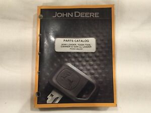John Deere Parts Catalog For 624h Wheel Loader