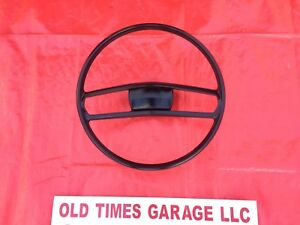 Mopar 1977 78 79 Dodge Truck Lil Red Express Warlock Steering Wheel