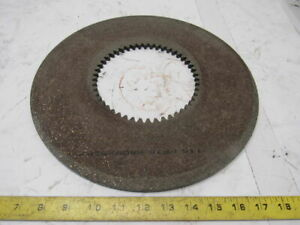 C3116 Rf38 13 Od 5 3 4 Id Internal Tooth 48t 314 Thick Clutch Friction Disc