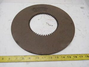 Hf 35 13 Od 5 3 4 Id Internal Tooth 48t 0 314 Thick Clutch Friction Disc