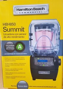 Hamilton Beach Hbh850 Summit High Performance Commercial Blender