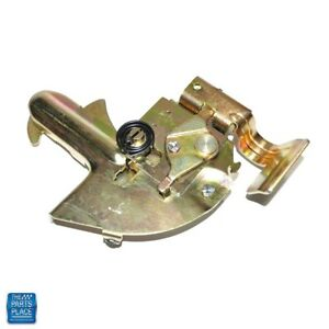 1955 1957 Gm Truck Chevy Truck Hood Latch Assembly On Core Support