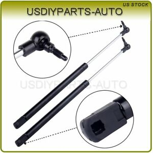 Pair Rear Window Gas Lift Support Strut For Jeep Grand Cherokee 1999 2004