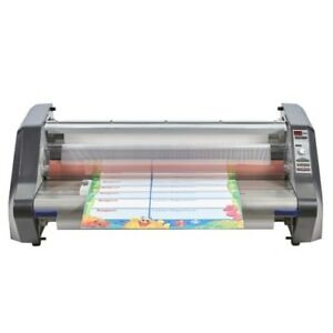 New New Gbc Ultima 65 Ezload 27 Inch School Roll Laminator Free Shipping