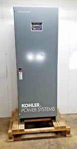 New Kohler Power Systems Kcp dmta 0225b Automatic Transfer Switch 225a 3ph Mpac